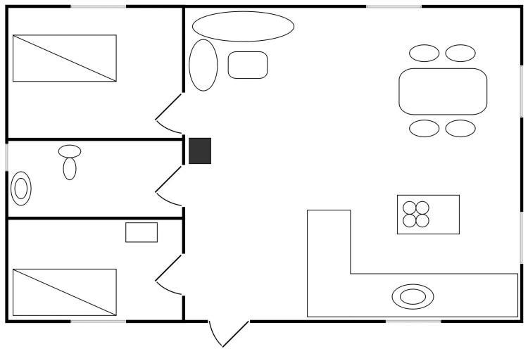 VVAN-5, Vandrehjemsvej 5, Læsø