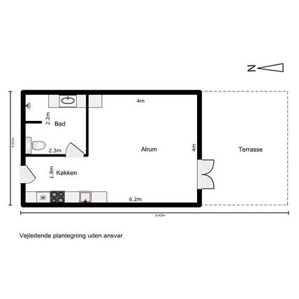 041, Vesterhavsparken 41,Blåvand, Blåvand