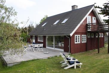 Feriehus 020708 - Danmark