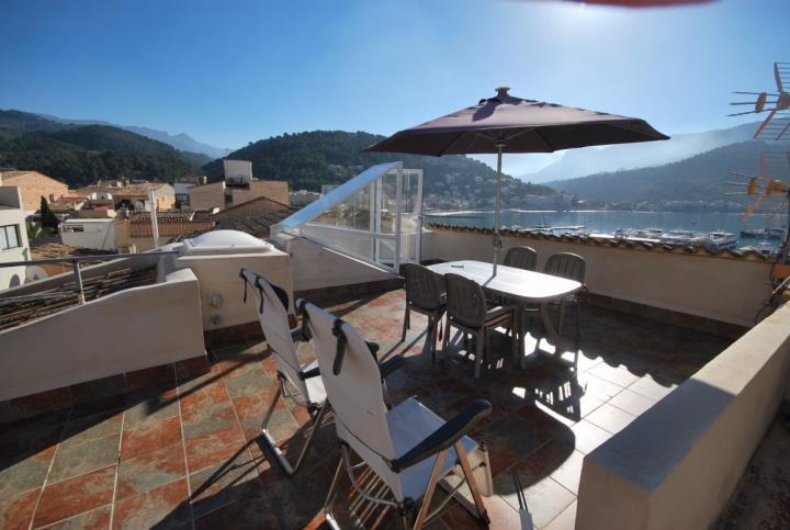 704200, Calle Marina 40, top floor,, Port de Sóller