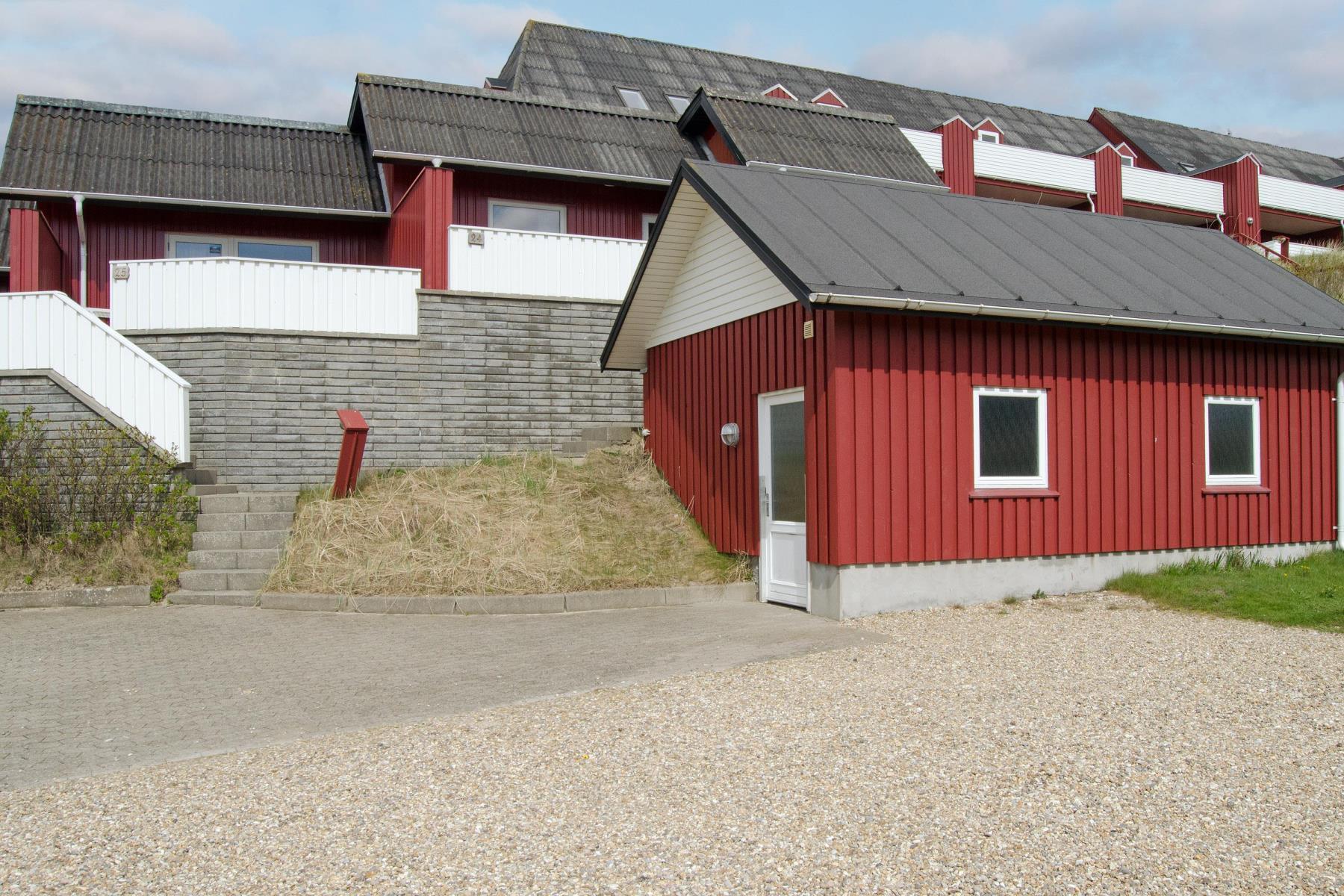 Ferienhaus 1015 - Hjelmevej 15, App. 15