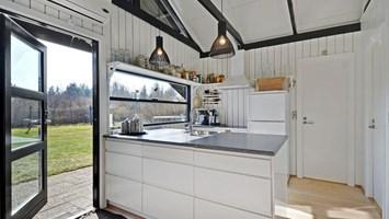 ferienhaus nr hede st f r 4 personen ster skovvej 93 nordsee d nemark. Black Bedroom Furniture Sets. Home Design Ideas